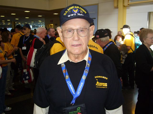 US-Veteran, Washington D.C., Oktober 2008