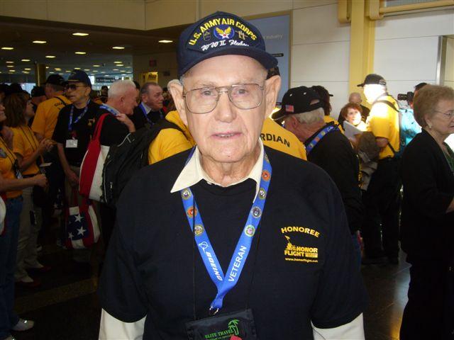 US-Veteran, Washington D.C., Oktober 2008