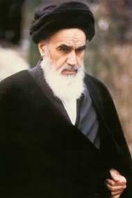 Das Gesicht des Bösen: Ruhollah Musavi Chomeini