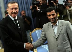 Erdogan trifft seinen Freund