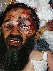 Osama nach Kopfschuss. Hurrah!