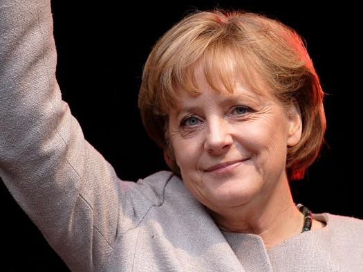 Merkel: Bedingungslose Kapitualtion