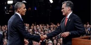 Romney schlägt Obama