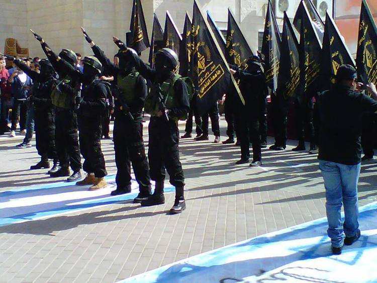 Al-Quds University, 6. November 2013.